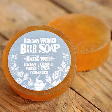 Swag Brewery Belgian Witbier Beer Soap