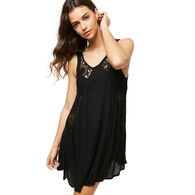 O'Neill Women's Salt Water Cover-Up Tank Dress