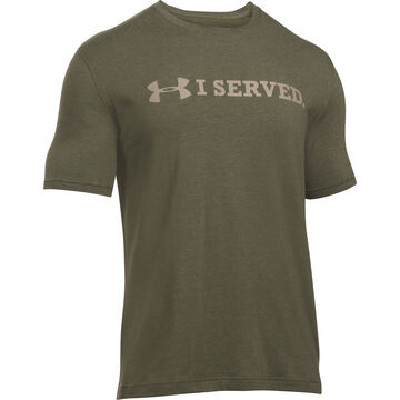 Under Armour Men's UA I Served Short-Sleeve T-Shirt