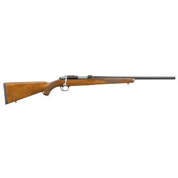 Ruger 77-Series 77/22 American Walnut Alloy Steel 22 Hornet 20 6-Round Rifle