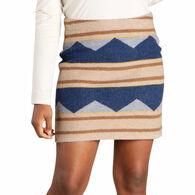 Toad&Co Women's Heartfelt Sweater Skirt