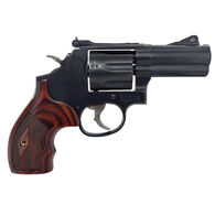 "Smith & Wesson Performance Center 586 L-Comp 357 Magnum 3"" 7-Round Revolver"