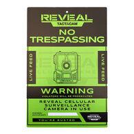 Tactacam No Trespassing Sign - 3 Pack