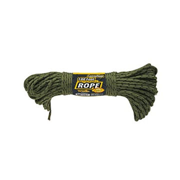 Wilcor 3/16 Braided Rope - 100 Ft.