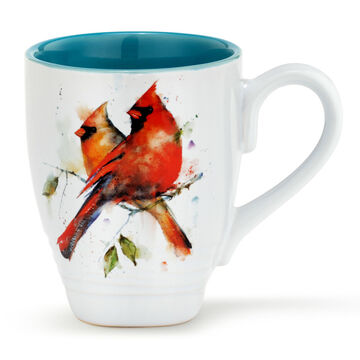 Big Sky Carvers Cardinal Pair Mug