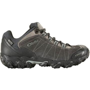 Oboz Mens Bridger BDry Waterproof Low Hiking Boot