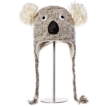Knitwits Boys' & Girls' Kirby The Koala Animal Hat