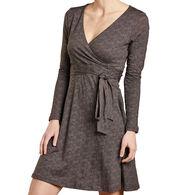 Toad&Co Women's Cue Wrap Long-Sleeve Dress