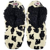 Lazy One Women's Family Bear Fuzzy Feet Slipper