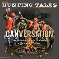 Willow Creek Press Buck Wear's Hunting Tales 2021 Wall Calendar