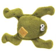 West Paw Design Floppy Frog Corduroy Dog Toy