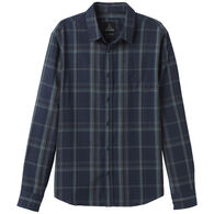 prAna Men's Shayne Flannel Long-Sleeve Shirt