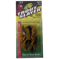 Leland's Lures Trout Slayer 6-Piece Soft Bait Kit