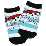 Lazy One Boys' & Girls' Pirate Sock
