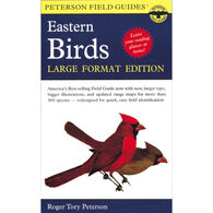 Field Guide to the Birds of Eastern and Central North America, Large Format Edition by Roger Tory Peterson