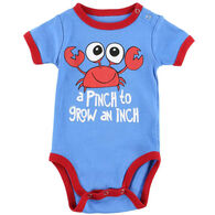 Lazy One Infant Crabby Creeper Onesie