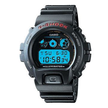 Casio G-Shock DW6900-1V Shock-Resistant Watch