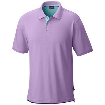 Columbia Mens Harborside Polo Short-Sleeve Shirt