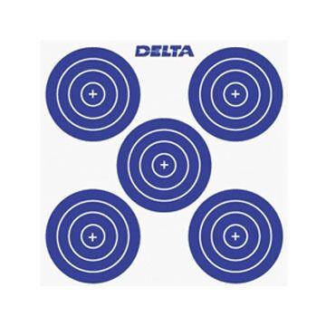 Delta McKenzie 5 Spot NFAA Paper Archery Target