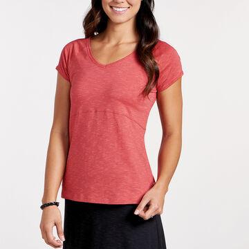 Toad&Co Womens Bonita Short-Sleeve Top