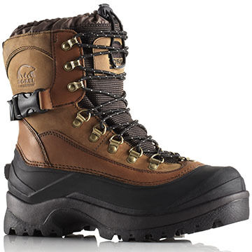 Sorel Mens Conquest Waterproof Thinsulate Winter Boot, 400g