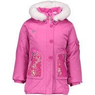Obermeyer Girl's Sparkle Girl Jacket