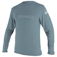 O'Neill Men's Basic Skins Long-Sleeve Rashguard