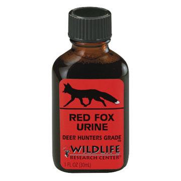Wildlife Research Center Red Fox Urine Trophy Leaf - 4 Pk.