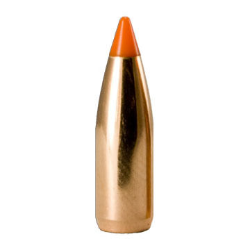 "Nosler Ballistic Tip Varmint 22 Cal. 55 Grain .224"" Spitzer Point / Orange Tip Rifle Bullet (250)"