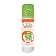 Kiss My Face Liquid Rock Sport Roll-On Deodorant