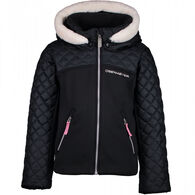 Obermeyer Girls' Polonaise Hybrid Jacket