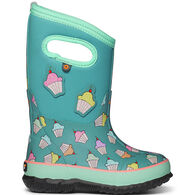 Bogs Girls' Classic Cupcakes Insulated Boot