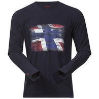 Bergans of Norway Men's Norway Long-Sleeve Shirt