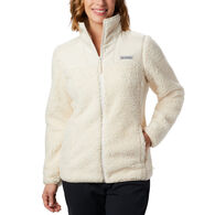 Columbia Women's Winter Pass Fleece Full-Zip Jacket