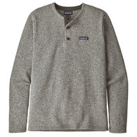 Patagonia Men's Better Sweater Fleece Henley Pullover