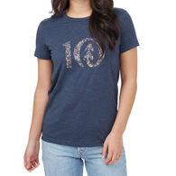 tentree Women's Wildfields 10 Short-Sleeve T-Shirt