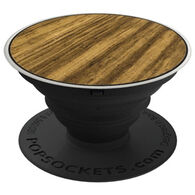 PopSockets Zebrawood Mobile Device PopGrip