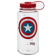 Nalgene 32 oz. Wide-Mouth Bottle - Captain America
