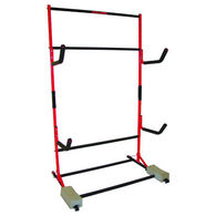 Malone Auto Racks Three Boat Freestanding Storage Rack