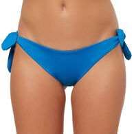 O'Neill Women's Salt Water Solids Side Tie Bikini Bottom