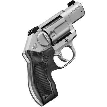 Kimber K6S Stainless (LG) 357 Magnum 2 6-Round Revolver