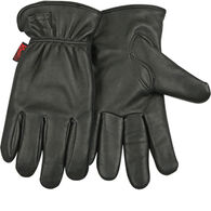 Kinco Men's Lined Grain Deerskin Driving Glove