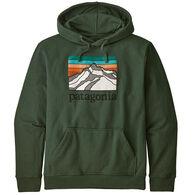 Patagonia Men's Line Logo Ridge Uprisal Hoodie
