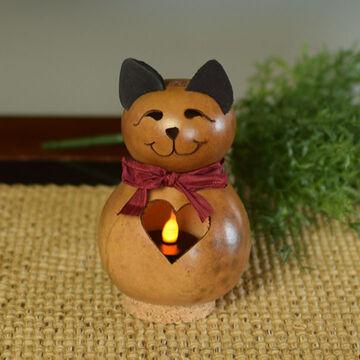 Meadowbrooke Gourds Katie Miniature Cat Gourd