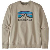 Patagonia Men's Fitz Roy Horizons Uprisal Crew Sweatshirt