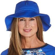 Coolibar Women's Chlorine Resistant UPF 50+ Bucket Hat