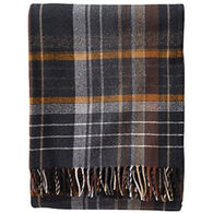 Pendleton Woolen Mills Ashton Plaid Lambswool Throw