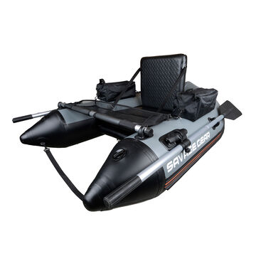Savage Gear The Flagship 170 High Rider Belly Boat w/ Oars