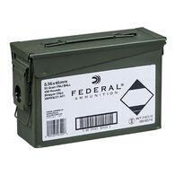 American Eagle 5.56x45mm 55 Grain FMJ Centerfire Rifle Ammo in Can (420)