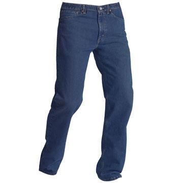 Levis Mens Prewashed Straight Leg 505 Jean
